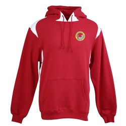 View a larger, more detailed picture of the Athletic Fit Team Hoodie
