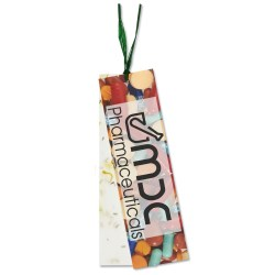 View a larger, more detailed picture of the Seeded Message Bookmark - Daisy