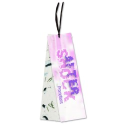 View a larger, more detailed picture of the Seeded Message Bookmark - Wild Flower