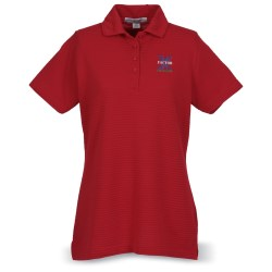 View a larger, more detailed picture of the Port Authority Tonal Texture Sport Shirt - Ladies