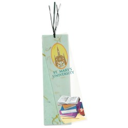 View a larger, more detailed picture of the Seeded Message Bookmark - Echinacea