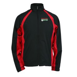View a larger, more detailed picture of the 5-in-1 Performance Warm-Up Jacket - Men s
