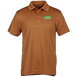 View a larger, more detailed picture of the Harriton Moisture Wicking Polo - Men s