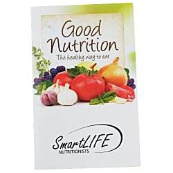 View a larger, more detailed picture of the Mission Good Nutrition Guide