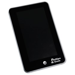 View a larger, more detailed picture of the eBook Reader