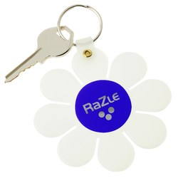 View a larger, more detailed picture of the Daisy Key Tag - Closeout