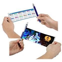 View a larger, more detailed picture of the Banner Pen - Calendar