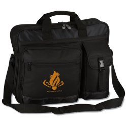 View a larger, more detailed picture of the Life in Motion Endeavor Laptop Bag