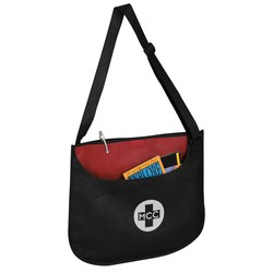 View a larger, more detailed picture of the Harvest Pledge Shoulder Bag