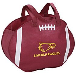 View a larger, more detailed picture of the Football Tote