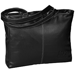 View a larger, more detailed picture of the Lamis Zippered Tote