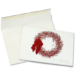 View a larger, more detailed picture of the Bursting with Berries Greeting Card