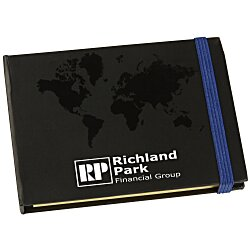 View a larger, more detailed picture of the World Map Flag Book
