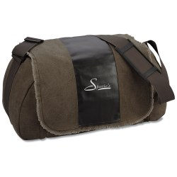 View a larger, more detailed picture of the Canvas Duffel - Closeout