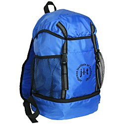 View a larger, more detailed picture of the Trail Loop Drawstring Backpack