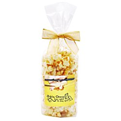 View a larger, more detailed picture of the Gourmet Popcorn Bow Bag - Kettle Corn