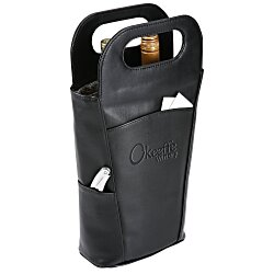 View a larger, more detailed picture of the Belgio Insulated Double Wine Tote