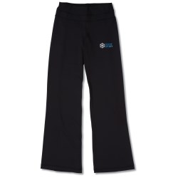 View a larger, more detailed picture of the North End Sport Lifestyle Pants - Ladies