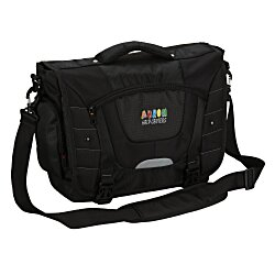 View a larger, more detailed picture of the Urban Laptop Messenger Bag