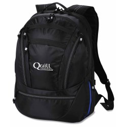 View a larger, more detailed picture of the Fusion Laptop Backpack