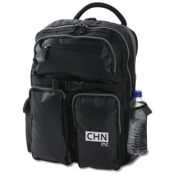 View a larger, more detailed picture of the Crossover Laptop Backpack