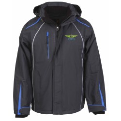 View a larger, more detailed picture of the Technical Insulated Seam-Sealed Jacket - Men s