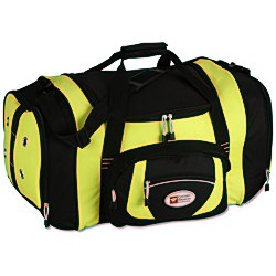 View a larger, more detailed picture of the Aerate Duffel Bag