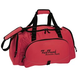 View a larger, more detailed picture of the Challenger Team Sport Bag - Closeout