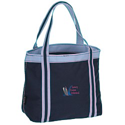 View a larger, more detailed picture of the Piccolo Mini Tote - Embroidered