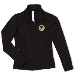 View a larger, more detailed picture of the North End Sport Lifestyle Jacket - Girl s
