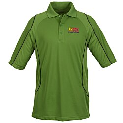 View a larger, more detailed picture of the Extreme Snag Protection Color Block Polo - Men s