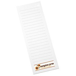 View a larger, more detailed picture of the Bic Magnetic Scratch Pad - 9 x 3 - 50 Sheet