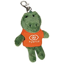 View a larger, more detailed picture of the Wild Bunch Key Tag - Alligator
