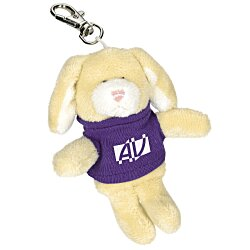 View a larger, more detailed picture of the Wild Bunch Key Tag - Bunny