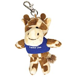 View a larger, more detailed picture of the Wild Bunch Key Tag - Giraffe