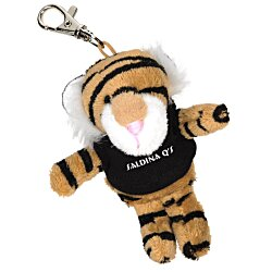 View a larger, more detailed picture of the Wild Bunch Key Tag - Tiger