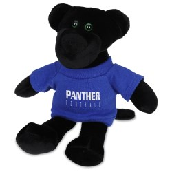 View a larger, more detailed picture of the Mascot Beanie Animal - Panther