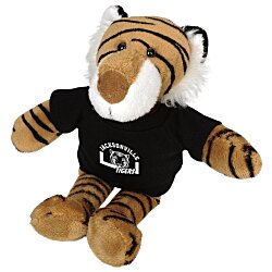 View a larger, more detailed picture of the Mascot Beanie Animal - Tiger