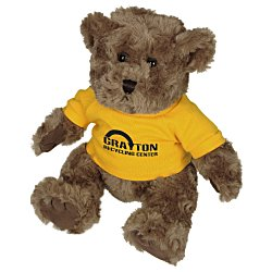 View a larger, more detailed picture of the Traditional Teddy Bear - Brown