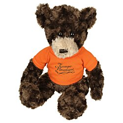 View a larger, more detailed picture of the Dark Brown Dexter Teddy Bear