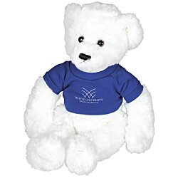 View a larger, more detailed picture of the White Dexter Teddy Bear