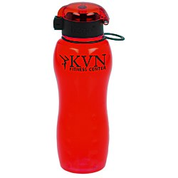View a larger, more detailed picture of the h2go bfree Zuma Sport Bottle - 24 oz - 24 hr