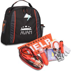 View a larger, more detailed picture of the Paramount Roadside Safety Kit - 24 hr