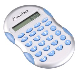 View a larger, more detailed picture of the Comfort Calculator - Silver - Closeout