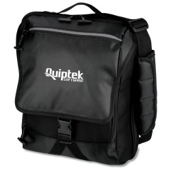 View a larger, more detailed picture of the Life in Motion Netbook Vertical Laptop Bag - Screen - 24 hr