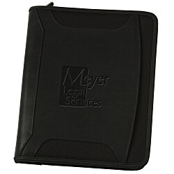 View a larger, more detailed picture of the Case Logic Zippered Journal - 24 hr