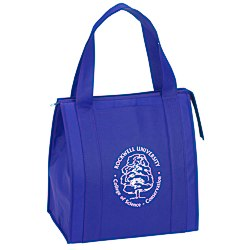 View a larger, more detailed picture of the Jr Chill Insulated Grocery Tote - 24 hr