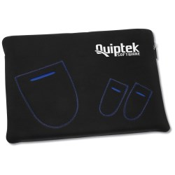 View a larger, more detailed picture of the TuckAway Laptop Sleeve - 24 hr