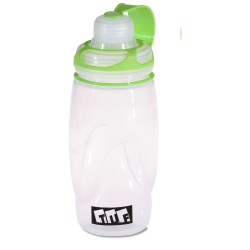 View a larger, more detailed picture of the Translucent Hydrator Sport Bottle - 16 oz - Closeout