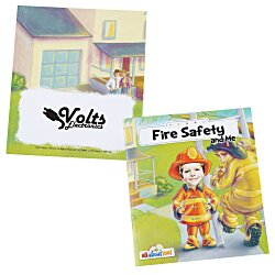 View a larger, more detailed picture of the All About Me Book - Fire Safety